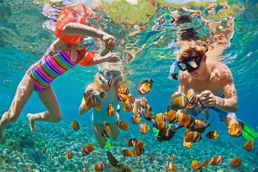 Kegiatan Menyegarkan Pikiran Bali2