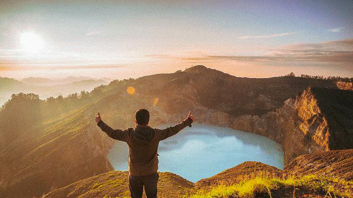 Pendakian Gunung Berapi Indonesia1