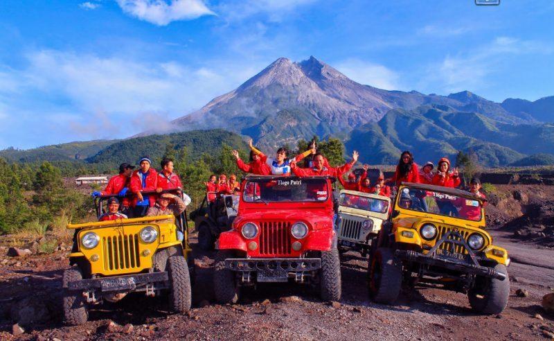 Wisata di Gunung Merapi, Yogyakarta